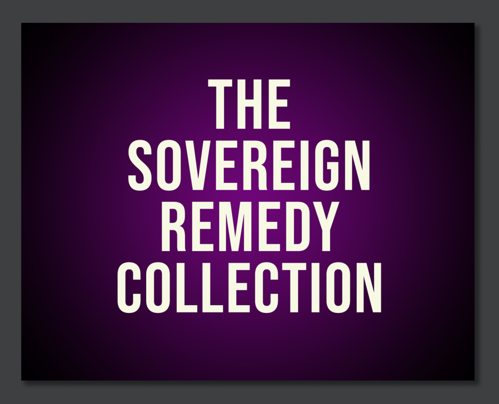 Sovereign-Remedy-Collection