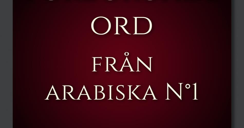 SV-08 Arabic Hidden Words 1